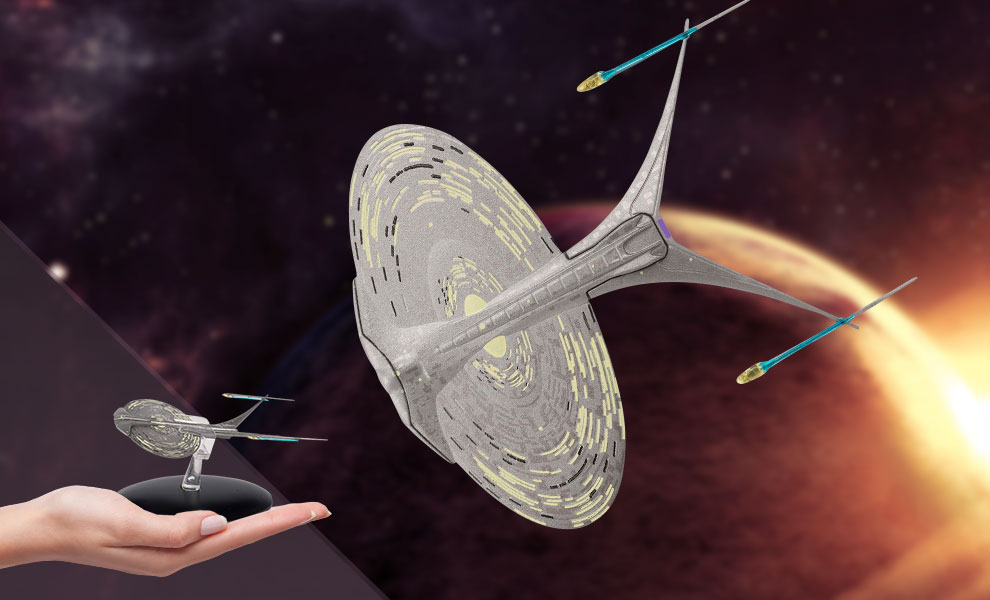 U.S.S. Enterprise NCC-1701-J XL Edition Star Trek Model