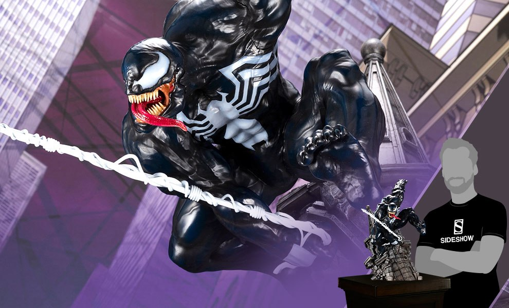 Venom Marvel Statue - 1:6 Scale