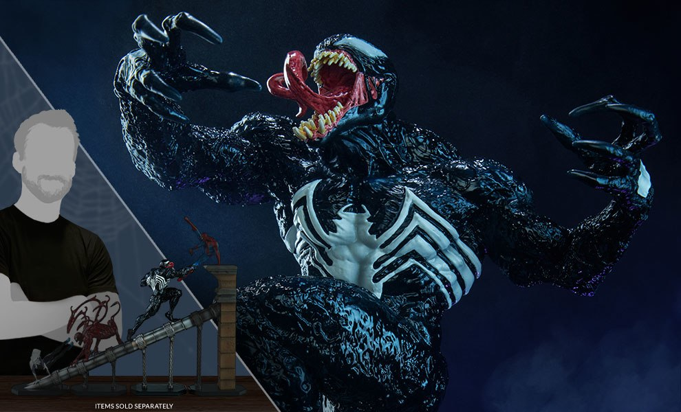 Venom Marvel Statue - 1:10 Scale