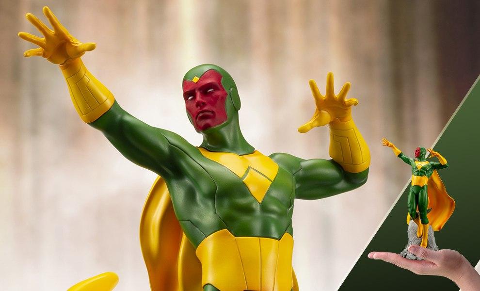 Vision Marvel Statue