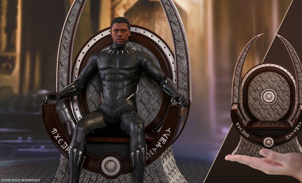 Wakanda Throne Marvel Sixth Scale Figure Accessory