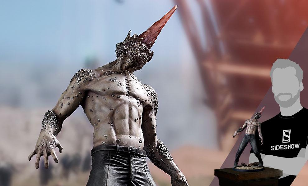 Wanderer Metal Gear Survive Statue
