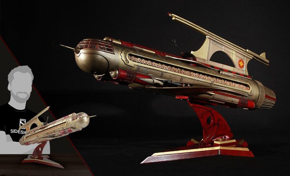 War Rocket Ajax Flash Gordon Scaled Replica
