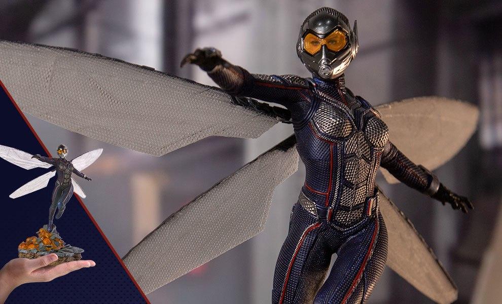 Wasp Marvel Statue