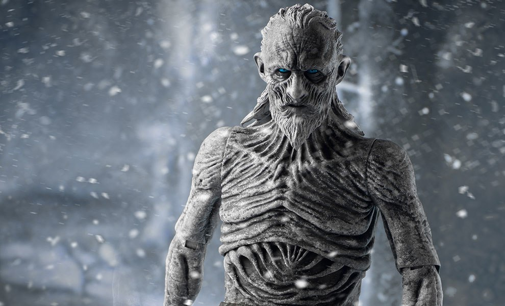 White Walker Deluxe Version Game of Thrones Sixth Scale Figure