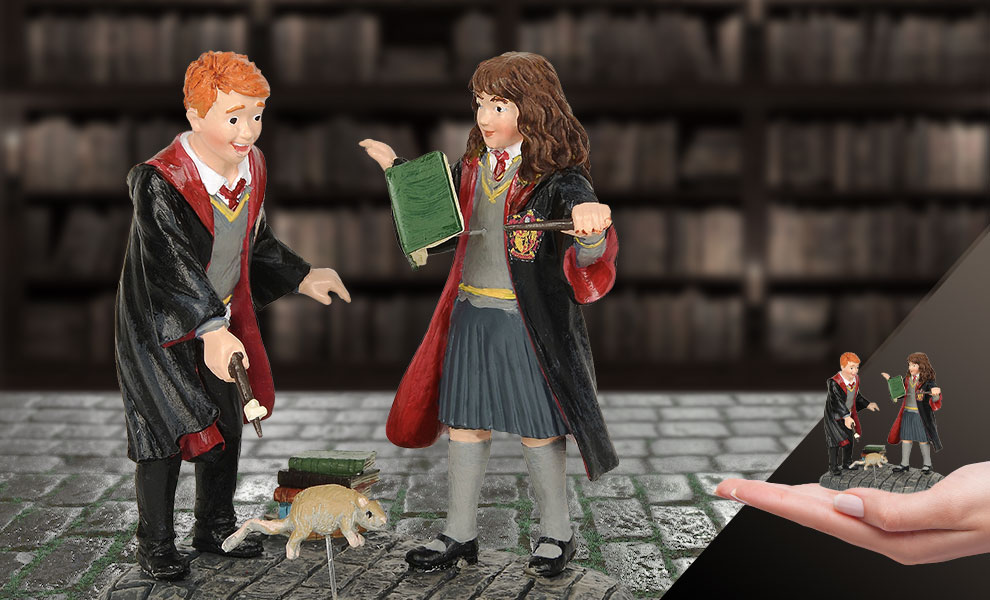 Wingardium Leviosa! Harry Potter Figurine