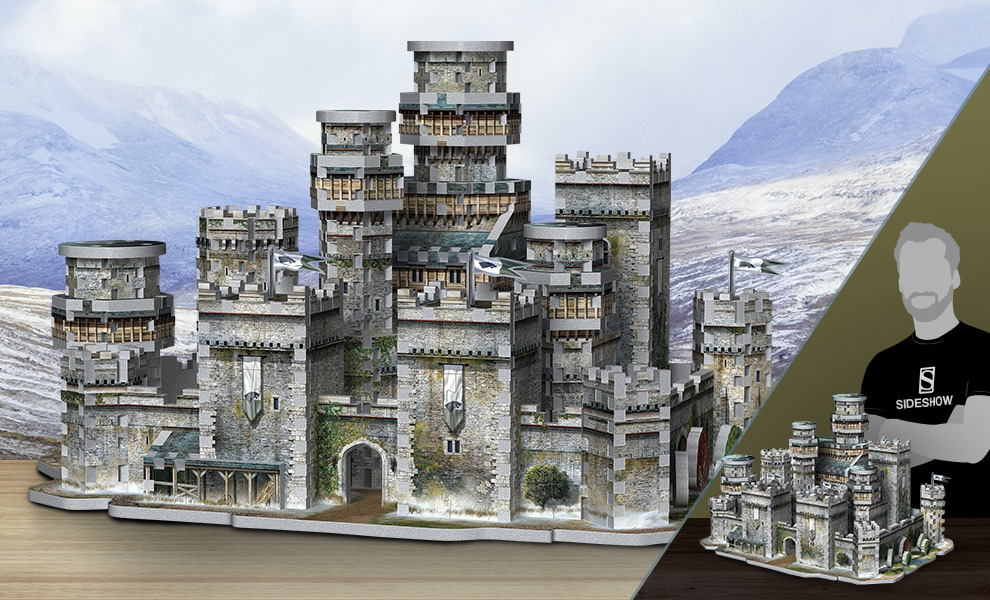 Winterfell 3D Puzzle Game of Thrones Puzzle