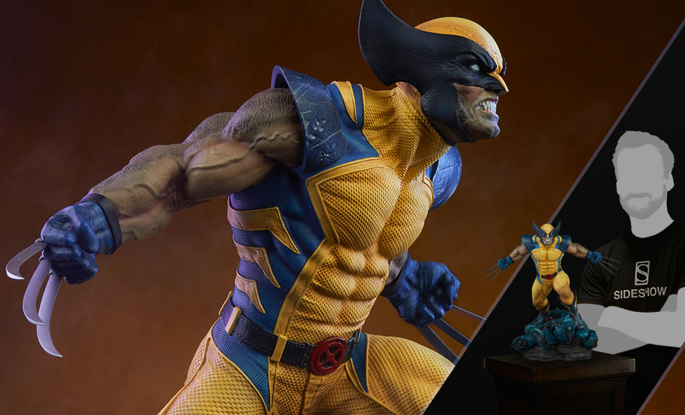 Wolverine Marvel Premium Format™ Figure