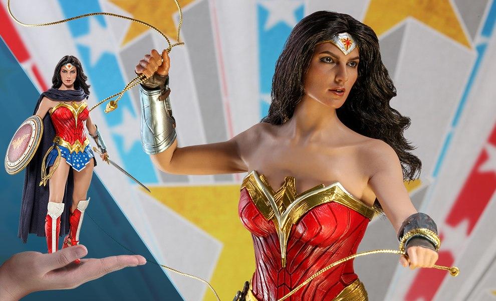 Wonder Woman Comic Concept Version DC Comics Sixth Scale Figure