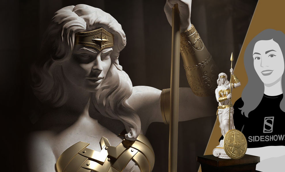 Wonder Woman Princess of Themyscira DC Comics Statue