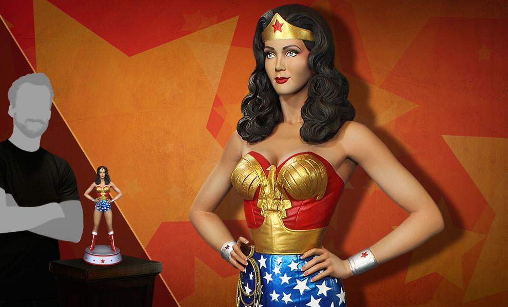 Wonder Woman DC Comics Maquette