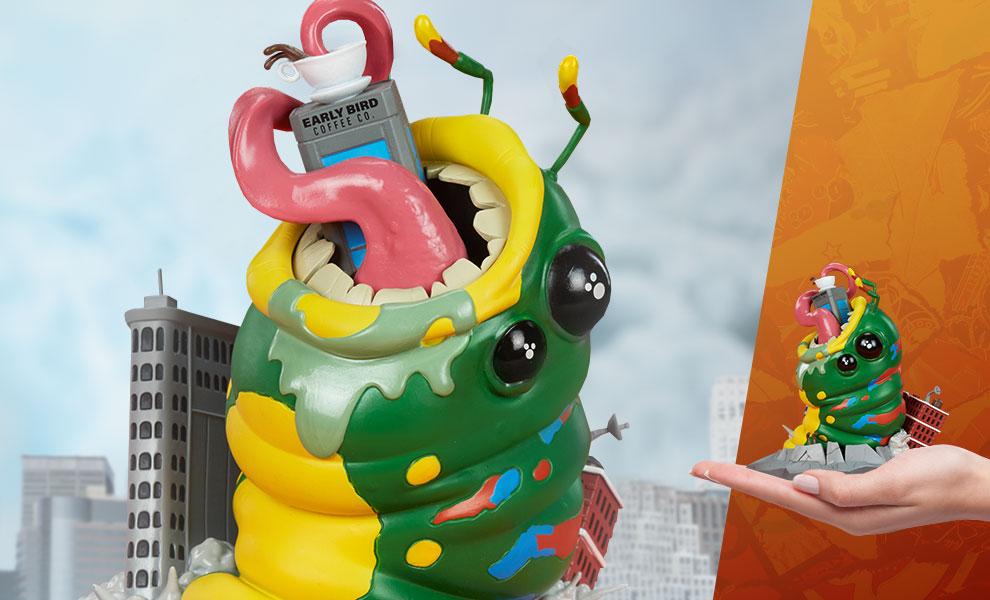 Wrath of Wormzilla! Sideshow Originals Designer Collectible Toy