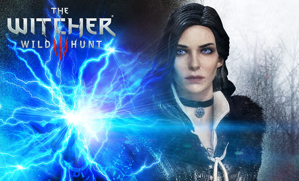 Yennefer of Vengerberg The Witcher 3: Wild Hunt Statue