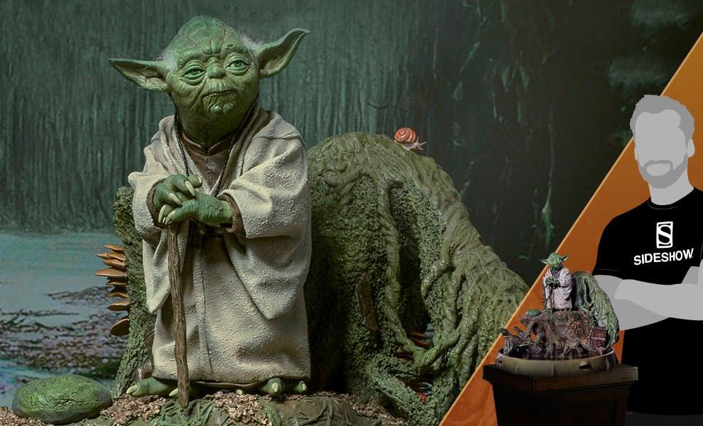 Yoda Star Wars Statue