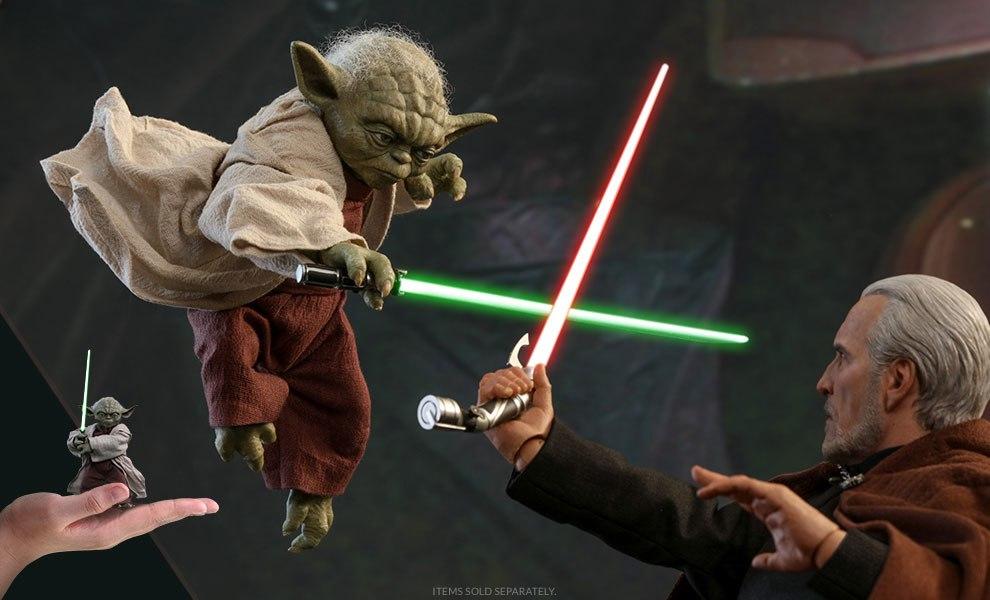 Yoda Star Wars Sixth Scale Figure