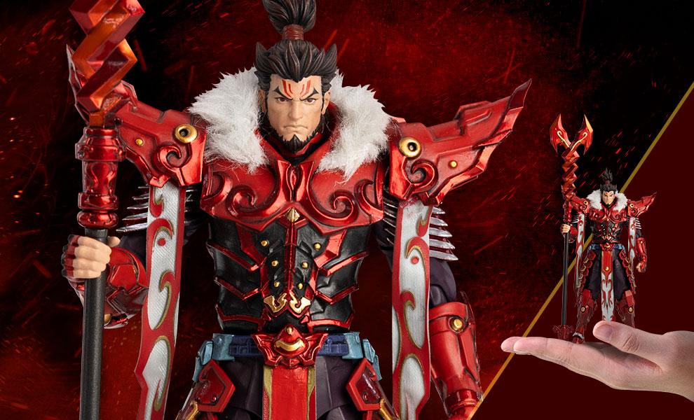 Zhang Fei Honor of Kings Collectible Figure