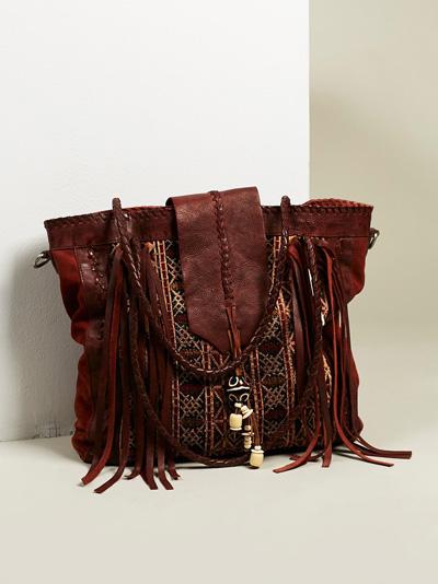 Free People Canyonland Tote Bag