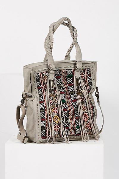 Free People Boho Tote Bag
