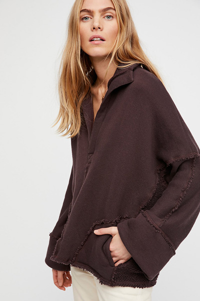 Free People FP Beach Feeling Lazy Pullover Tunic
