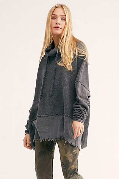 """Free People Pullover """"Zoe"""""""