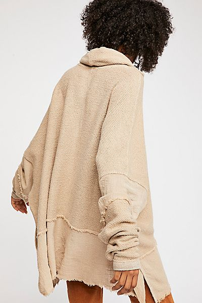 "Free People Pullover ""Zoe"" Cozy Casual"