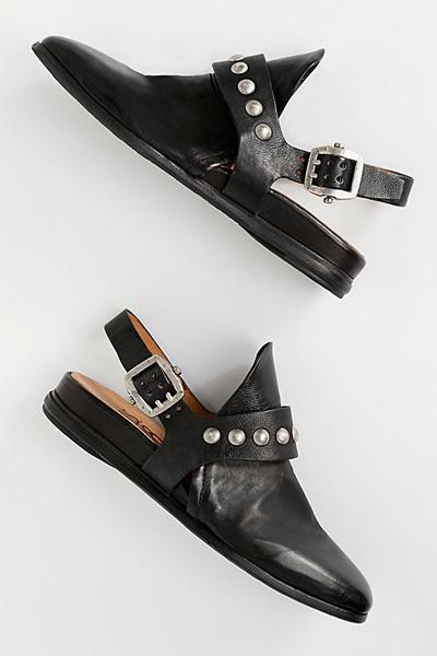 A.S. 98 Galen Menswear Flat Shoes