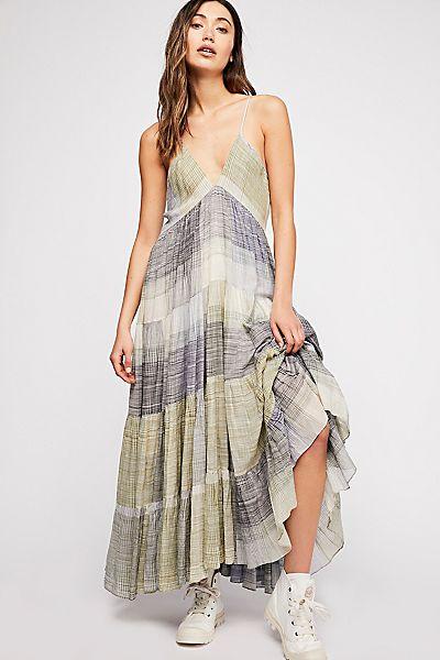 Nicholas K Florence Maxi Dress