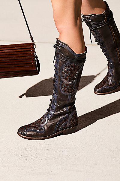 "Bed Stu Boho Tall Boot ""Milanna"""