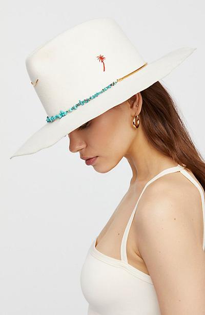 Van Palma Lovers Cove Felt Hat
