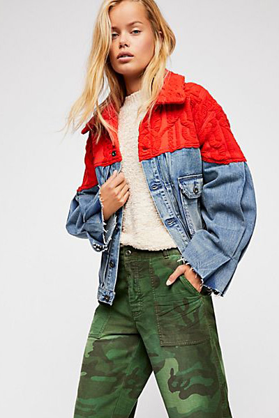 "Levi's Made & Crafted Denim Jacket ""Native Trucker"""