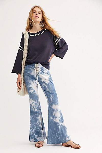 "Lenni Bell Bottom Pants ""Jimi"""