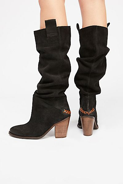 """Free People Slouch Boot """"Montgomery"""" FP Collection"""
