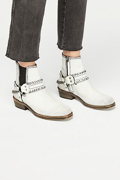 """Free People Western Ankle Boots """"Stony Desert"""" FP Collection"""