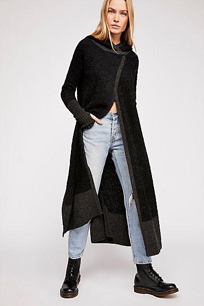 "Nicholas K Sweater Cardigan ""Andes"" Knitwear"