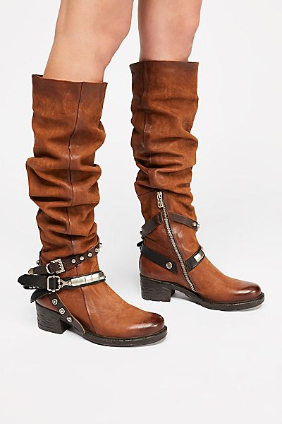 """A.S.98 Slouch Tall Boot """"Seeker"""""""