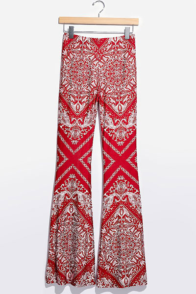 "Novella Royale Pants ""The Janis Ruby Bells"""