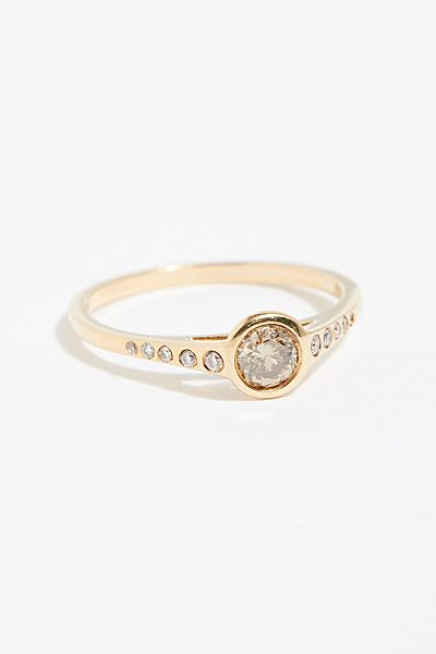 "Vale Jewelry Diamond Ring ""Caldera"""