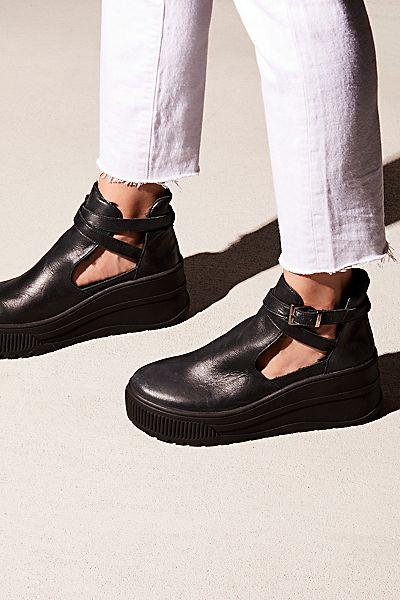"""Free People Platform Sneaker """"Rumor"""" FP Collection"""