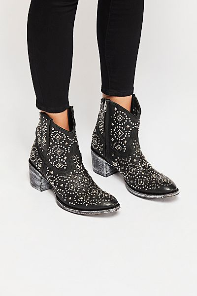 """Mexicana Western Ankle Boots """"Graham"""""""
