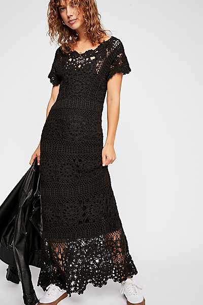 Free People Maxi Dress Quot Fairytale Forest Quot Boho Chic