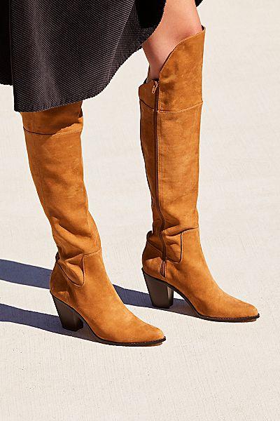 "Farylrobin Boots ""Vegan Overland"" Over-The-Knee"