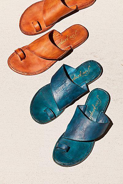 """Free People Sandals """"Sant Antoni Slide"""""""