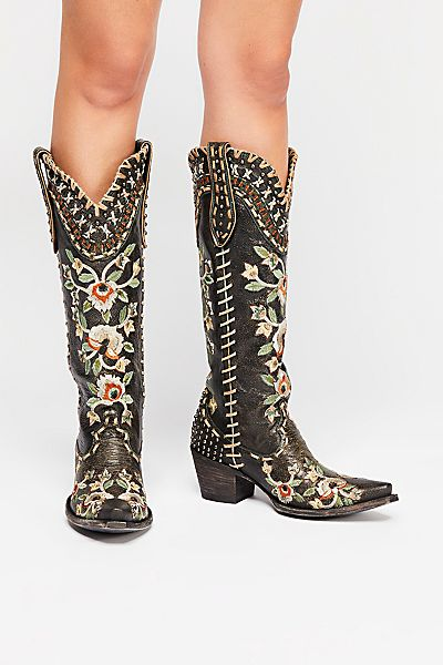 "Old Gringo Bohemian Western Boot ""Almost Famous"""