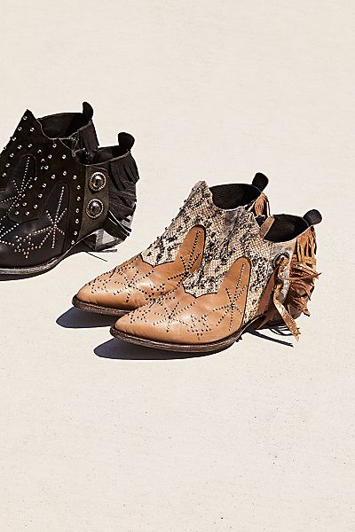 """Mexicana Western Ankle Boot """"Bev"""""""