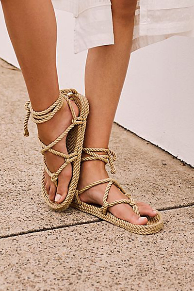 e3d327992784a8 Nomadic State Of Mind Romano Rope Sandals
