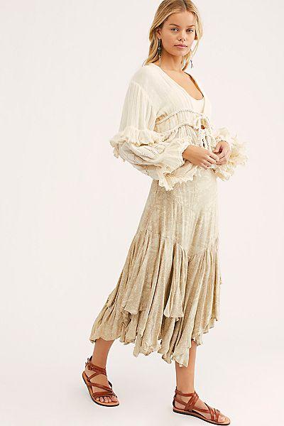 """Jen's Pirate Booty Skirt """"Magdelena"""""""