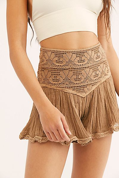 "Jen's Pirate Booty Shorts ""Azteria"""