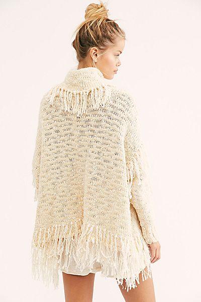 "Spell Knit Sweater ""Kimba"""