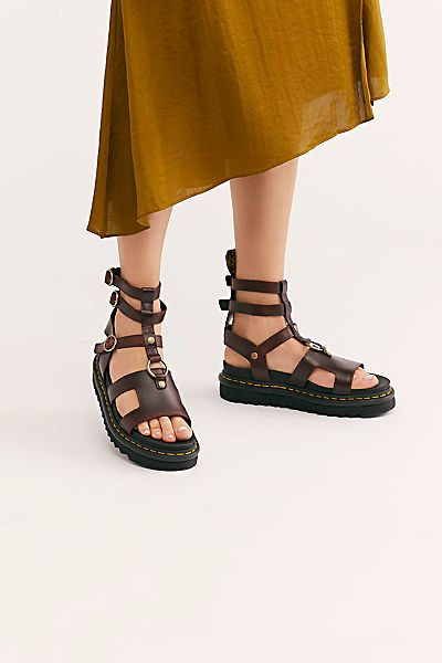"Dr. Martens Gladiator Sandal ""Adaria"""