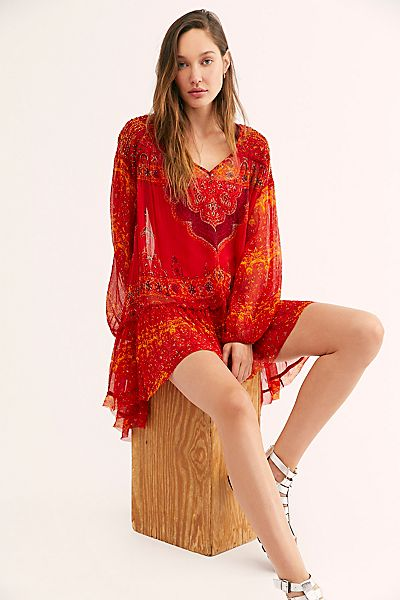 "Free People Mini Dress ""This Love Tunic"""